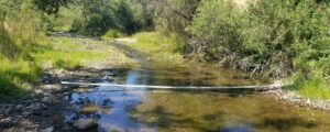 Ecologically Critical Creek Flows in San Luis Obispo County