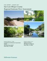 Stillwater-2014-SLO-instream-flows-Report